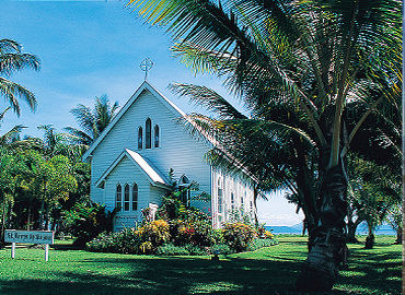 St Mary's By The Sea Port Douglas