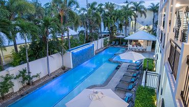 Port Douglas Beachside Holiday Apartments Facilities